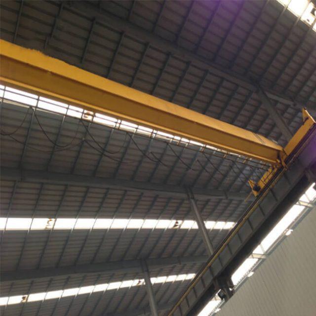 Single girder overhead travelling crane