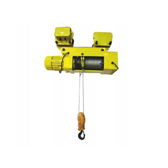 Travelling type electric wire rope hoist(21 rope reeving)