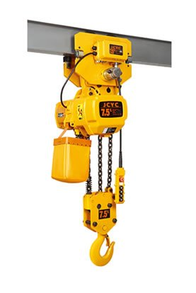 Electric chain hoist with motor trolley 7.5tons 2