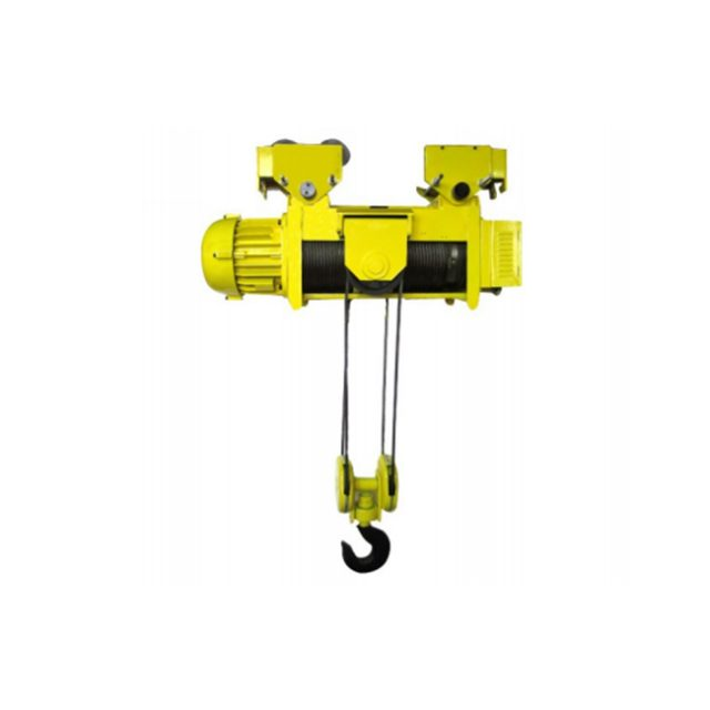 Travelling type wire rope hoist(41 rope reeving)