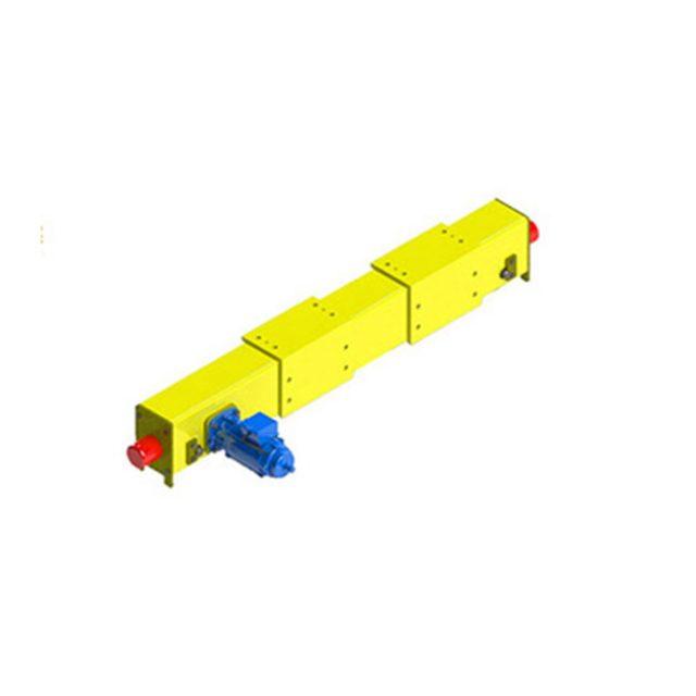 Double girder end carriage