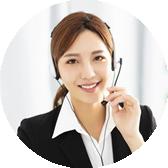 service-girl-of-ShanYan Crane Machinery Co., Ltd.
